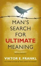 Man's Search for Ultimate Meaning by Viktor E Frankl | Paperback Book | 97818460
