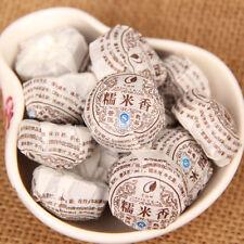 Yunnan 50g Glutinous rice taste 10 PCS Ripe Tuocha Tea  puer tea Mini Pu'erh