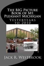 The BIG Picture Book of Mt. Pleasant Michigan : Yesteryears To 2010 by Jack...