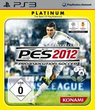 PES 2012 - Pro Evolution Soccer [Platine] Playstation 3 utilisé