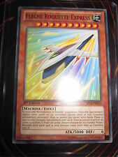YU-GI-OH! COMMUNE FLECHE ROQUETTE EXPRESS SP14-FR015 NEUF EDITION 1