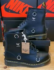 2020 Dr Martens 1460 Boot Raf Simons Nickel Rings UK 10 USA 11 EU 45