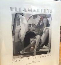 Fleamarkets by Joel D Levinson (Engl, Fr and Ger Edition)-SIGNED-FIRST-HC