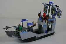 LEGO® Knights Kingdom 8801 Knights Attack Barge komplett incl. BA