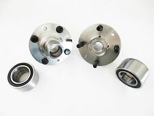Front Pair Wheel Hub & Bearing Set FORD ESCORT / MAZDA PROTEGE / MERCURY TRACER