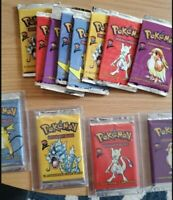 Pokemon Sealed Base Set 2 Booster Pack