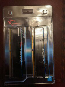 G.Skill Ripjaws V 2 x 16GB DDR4-3600 - 32GB Total - Dual Channel Desktop Memory