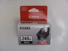 New Genuine OEM Canon Pixma PG-240XL Black Ink Cartridge High Yield Fresh Stock!