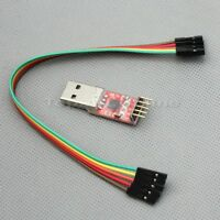 1pcs USB 2.0 to TTL UART Module 5pin Serial Converter CP2102 STC 5pin cables