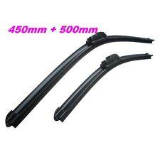 2 ESSUIE GLACE LONGUEUR 450MM + 500mm MOD23 BALAIS AVANT AEROTWIN PREMIUM