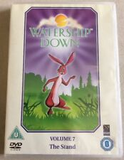WATERSHIP DOWN - DVD - VOLUME 7 - THE STAND - BRAND NEW & SEALED - FREE UK POST