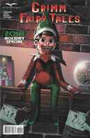 Grimm Fairy Tales #1 2018 Holiday Special Bloody elf Zenescope Comic NM