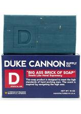 Duke Cannon Men's Big Ass Brick Soap Bar Smells Like Naval Supremacy 10oz