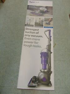 New Dyson Animal Ball 2 Bagless Upright Vacuum Purple