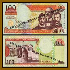 Dominican Republic 100 Pesos Dominicanos, 2013 P-184 Unc