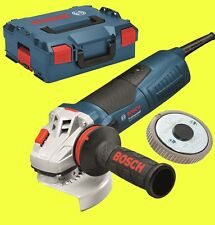 BOSCH Winkelschleifer GWS 17-125 CIE 1700 W + L-Boxx + Schnellspannmutter