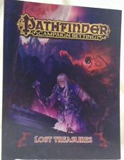 Pathfinder Campaign Setting Lost Treasures Soft Back