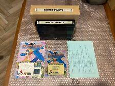 Neo Geo Mvs Full kit Ghost Pilot snk with rare original Flyer