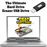 Ultimate Hard Drive Eraser/Wiper/Removal/Permanent Delete Data USB Flash Drive