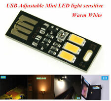 MINI Touch Switch USB mobile power camping lamp LED night light White lamp G1