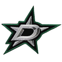 Dallas Stars Primary Team NHL Hockey Logo Jersey Shoulder Patch 2013 2014 Season