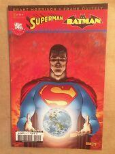 SUPERMAN ET BATMAN HORS SERIE (Panini) - T5 : août 2008
