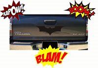 Diecut Vinyl DARK KNIGHT Batman LOGO Car Truck Decal Sticker Hood Tailgate Comic