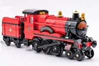 LEGO Train Harry Potter Hogwarts Express Steam Locomotive Engine & Tender 75955