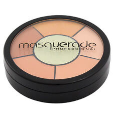 Concealer Wheel with 6 Colours, by Masquerade