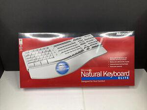 Microsoft Natural Keyboard Elite A11-00337 [New/Sealed] (Windows 98)