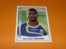 9 JEAN-ALAIN FANCHONE ACA ARLES AVIGNON PANINI FOOT 2011 FOOTBALL 2010-2011