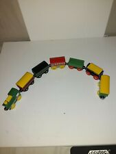 Magnetic Toy Trains Mountain Express free shipping preowned