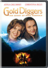 Gold Diggers: The Secret Of Bear Mountain (DVD New)