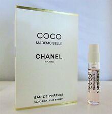 Chanel Coco Mademoiselle EDP Perfume Spray Sample Vial for Women 2 ml .06 oz