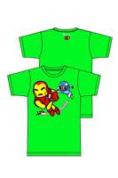 Tokidoki X Marvel Iron Man T-Shirt Adult NEW