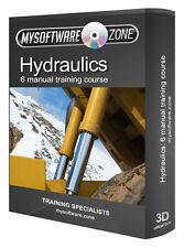 Hydraulics Design Filters Pumps Accumulators and Motors Training Course PC CD