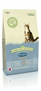 Wellbeloved Cat Food Turkey Oralcare 1.5kg - 19918