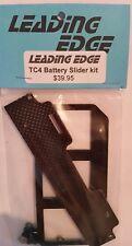 ASSOCIATED TC4 LEADING EDGE BATTERY SLIDER KIT NEW