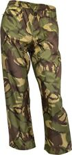 Waterproof Breathable Camo Over Trousers. Ab-Tex 100% Water Proof. Size Small