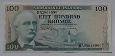 Island 100 Kronen 1961