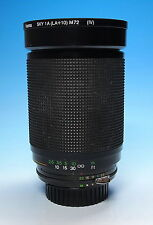 Vivitar  28-200mm/3.5-5.3 MC Macro Nikon AI-S Objektiv lens objectif- (81549)