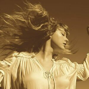 Taylor Swift - Fearless (Taylor's Version) [CD] Sent Sameday*