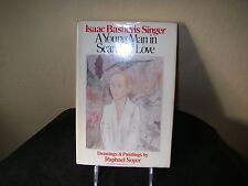 A Young Man in Search of Love. First Edition 1978 by Isaac Bashevis Singer; Raph