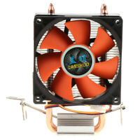 DC 12V 3 Pin CPU Cooling Fan For PC Computer Quiet CPU Cooler for Desktop
