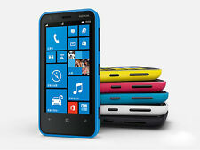 Original Unlocked Nokia Lumia 620 3G Wifi 5MP Dual Core 8GB GPS Windows OS 3.8""