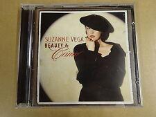 CD / SUSANNE VEGA - BEAUTY & CRIME