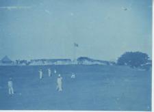 Madagascar, Fort de Tananarive, cca. 1895  Vintage print. cyanotype  12x17