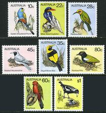 Australia 732-739, MNH. Birds, 1980