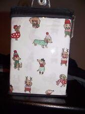 Cynthia Rowley Sweater Dachshund Holiday Christmas Dog 2 Standard Pillowcases