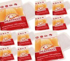 10 Set Wärmepflaster 8h Körperwärmer Heatpaxx Wärmekissen Wintersport Wärmer
